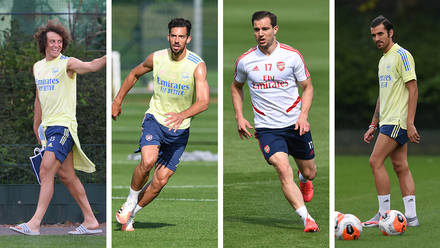 Arsenal Announce Double Permanent Deal + More