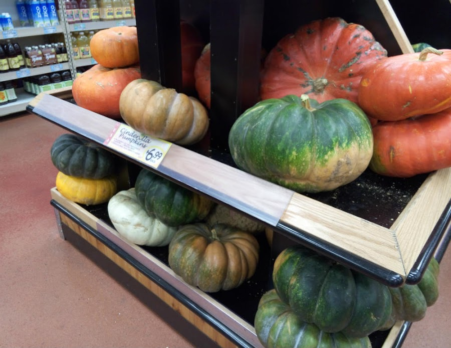 Halloween en Nueva York - Supermercado (foto: Otro día Perfecto)