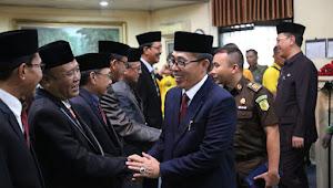 Zaiful Bokhari Lantik 19 Pejabat Pimpinan Tinggi Pratama Dilingkup Pemkab Lamtim