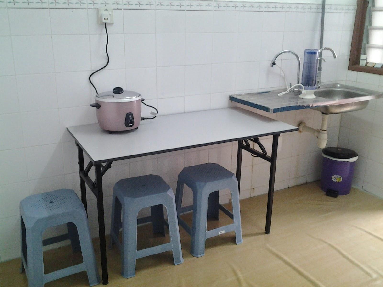 Dapur Rumah Sewa Desainrumahid Com