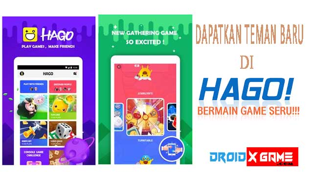 Download Aplikasi Android HAGO v1.6.8 Apk