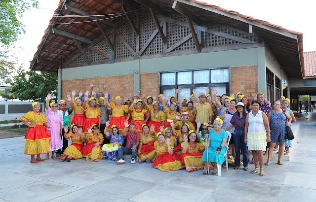 Estão abertas as inscrições para o Grupo Girassol 60+ do Sesc Ler Belo Jardim
