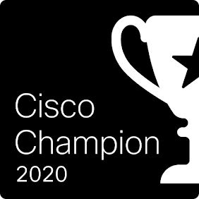 Cisco Champion 2020