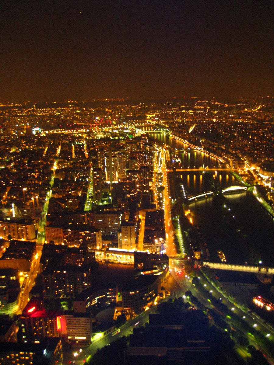 Paris Paris Nightlife