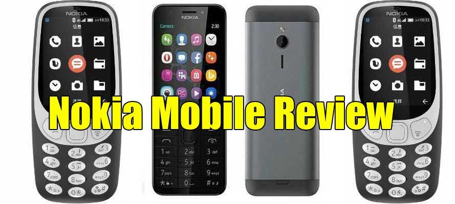 Nokia Mobile Review
