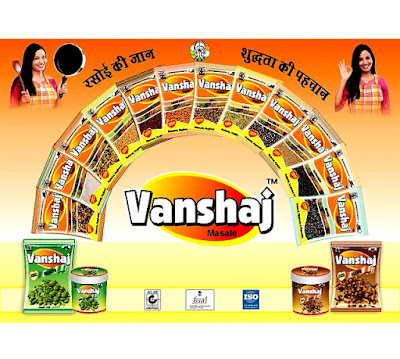 VANSHAJ SPICES® ( Spices Products Distributorship)