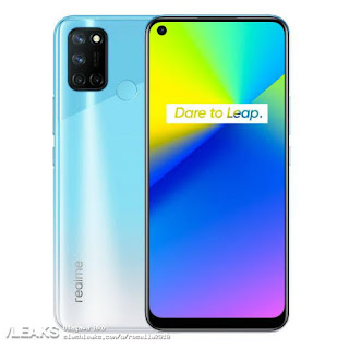 Realme-7i-mobile