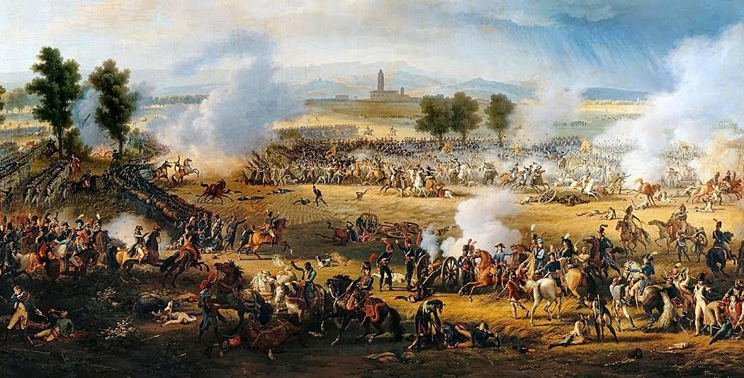 Resultado de imagen para Fotos de la Batalla de Marengo