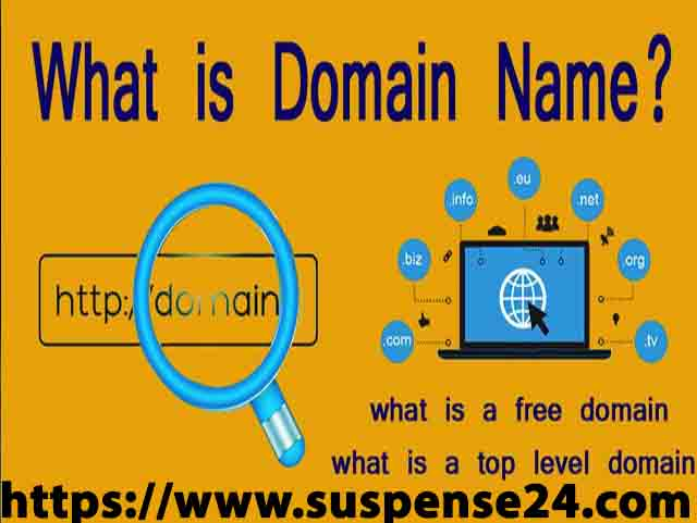What is Domain Name-Explained for Beginners-suspense24