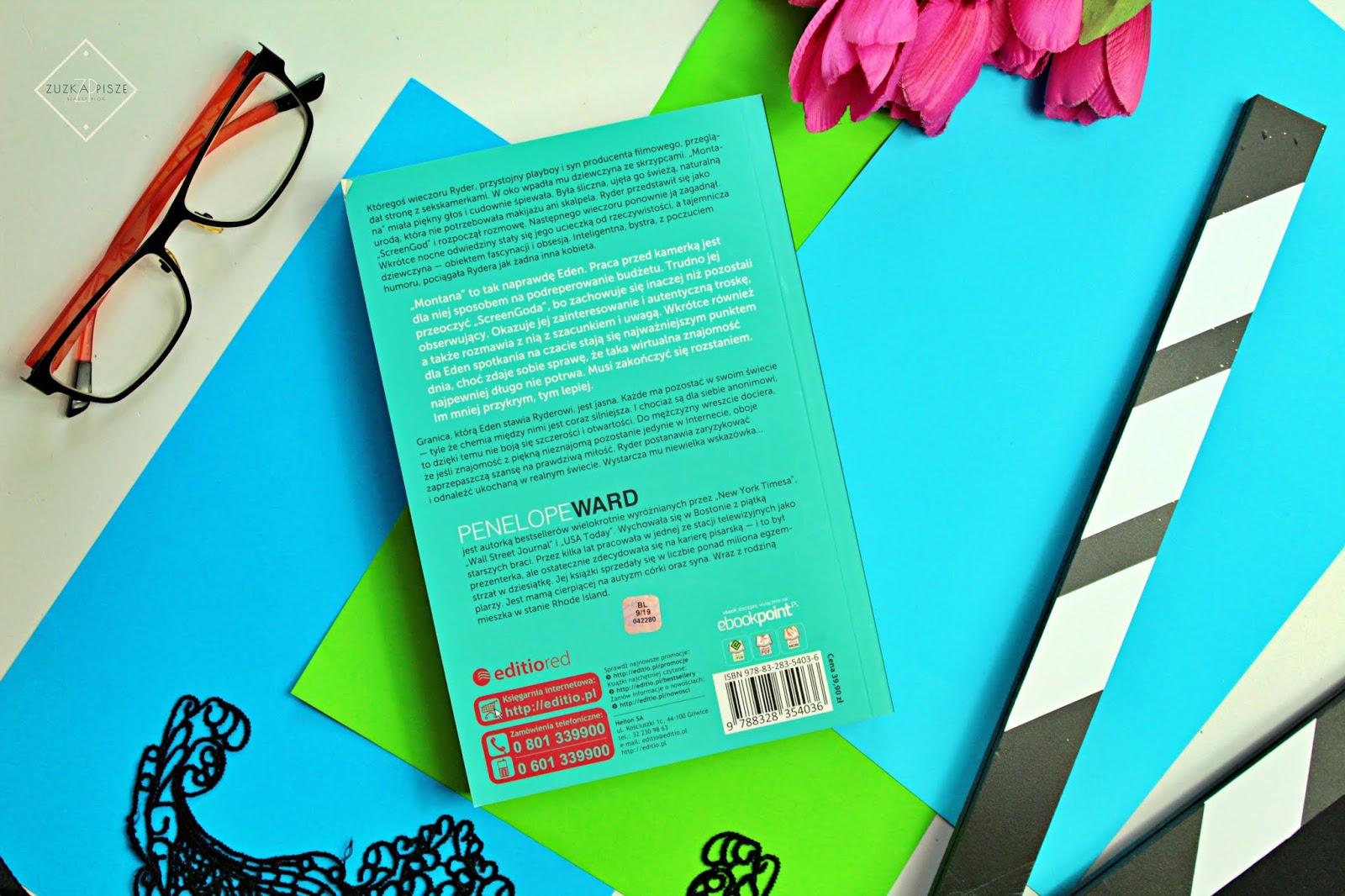 """Penelope Ward """"Miłość online"""" - recenzja książki"""