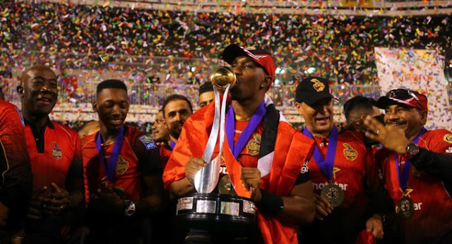 CPL 2020 Final: TKR sealed their 4th CPL title by defeating SLZ in finals