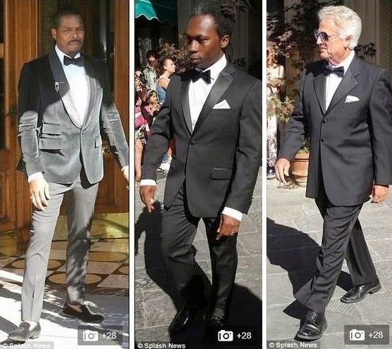 f933ccd69 Casamento Religioso de Kim Kardashian e Kanye West em Florença na ...