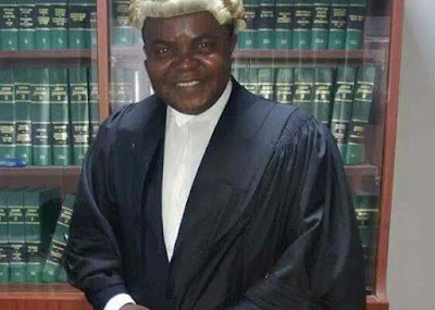 Nnamdi Kanu's lawyer barred from legal practice in Nigeria