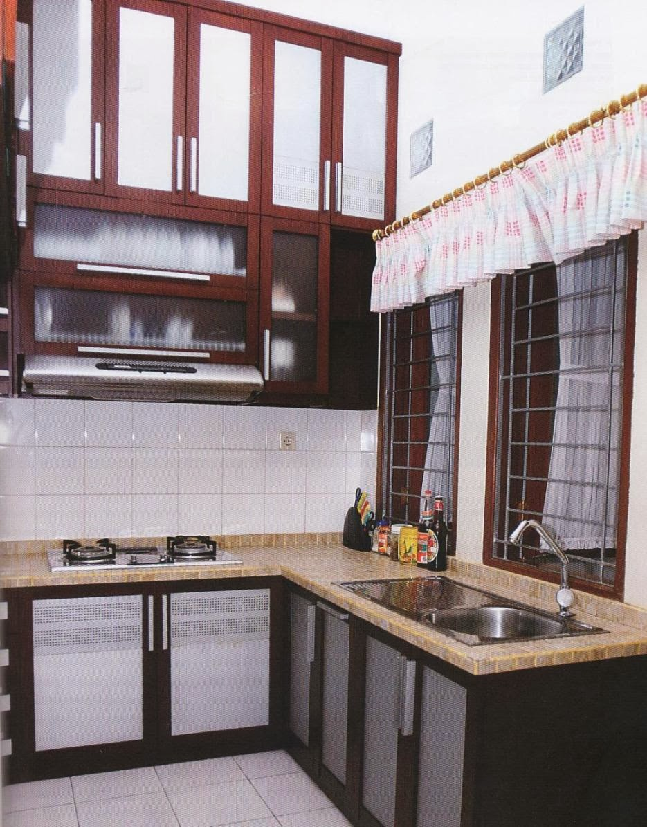 Desain Rak Dapur Minimalis - HOME DESIGN