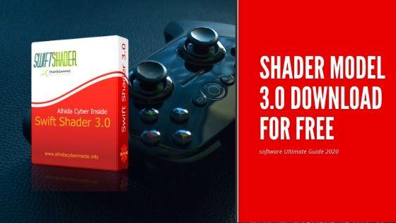 Shader Model 3.0 Download