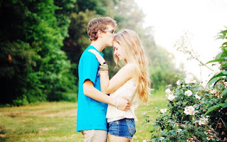 best love boy kissing forehead of girl a sweet love romantic couple.jpg