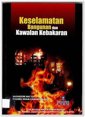 Sipnosis Buku : Keselamatan Bangunan Dan Kawalan Kebakaran