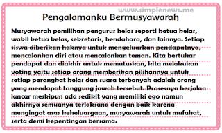 Pengalamanku Bermusyawarah www.simplenews.me