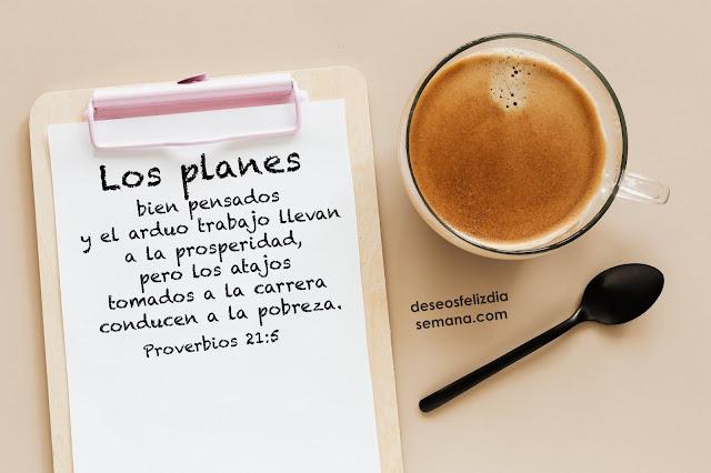 versiculo biblico con frases de hacer planes en este dia proverbios de la biblia