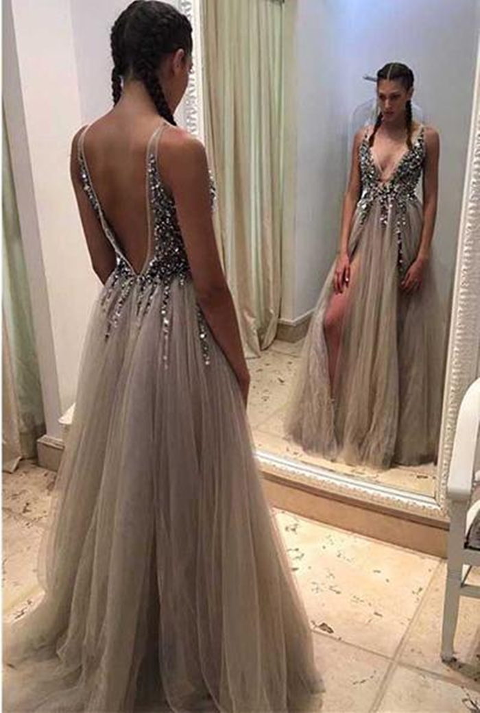 https://www.angrila.com/collections/prom-dresses/products/princess-v-neck-tulle-beading-backless-prom-dresses
