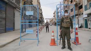 إرتفاع عدد الإصابات بفايروس كورونا في سوريا