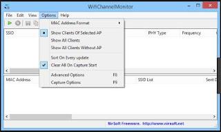 برنامج للتجسس على المتصلين بالشبكة للكمبيوتر