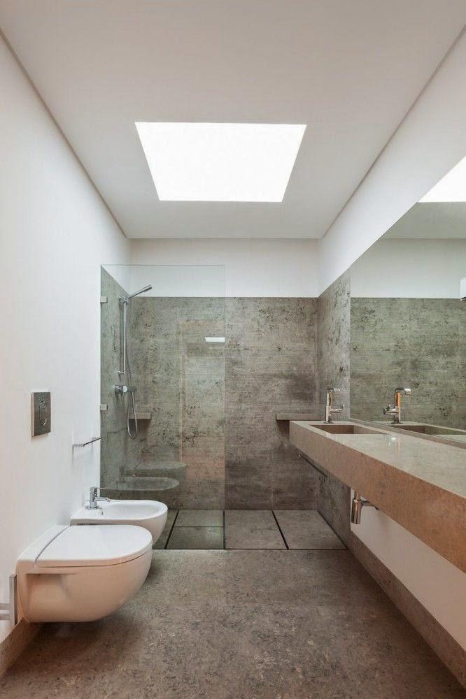 20 ideas de decoraci n para ba os modernos peque os 2015 for Decoracion de pisos pequenos fotos
