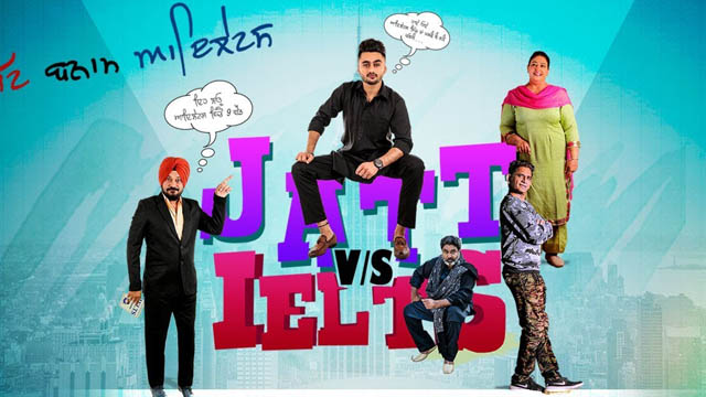 Jatt vs Ielts (2018) Punjabi Movie 720p BluRay Download