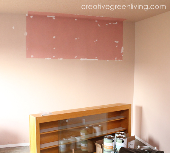 Best way to paint a ceiling