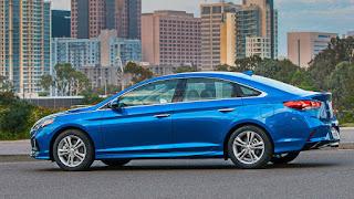 2018 Hyundai Sonata Intérieur, reconception, prix, date de sortie et spécifications Rumeurs - 2018 Hyundai Sonata