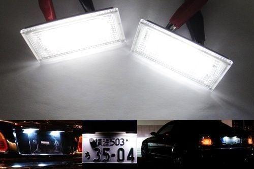 Lampu Plat Nomor Bmw E46 4d  98  Bmw E46 5d  98