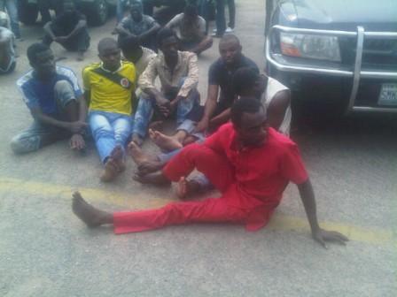 nigerian pastor buying stolen vehicles