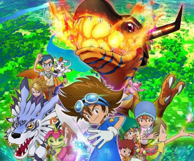 Digimon Adventure (2020) Todos os Episódios Online