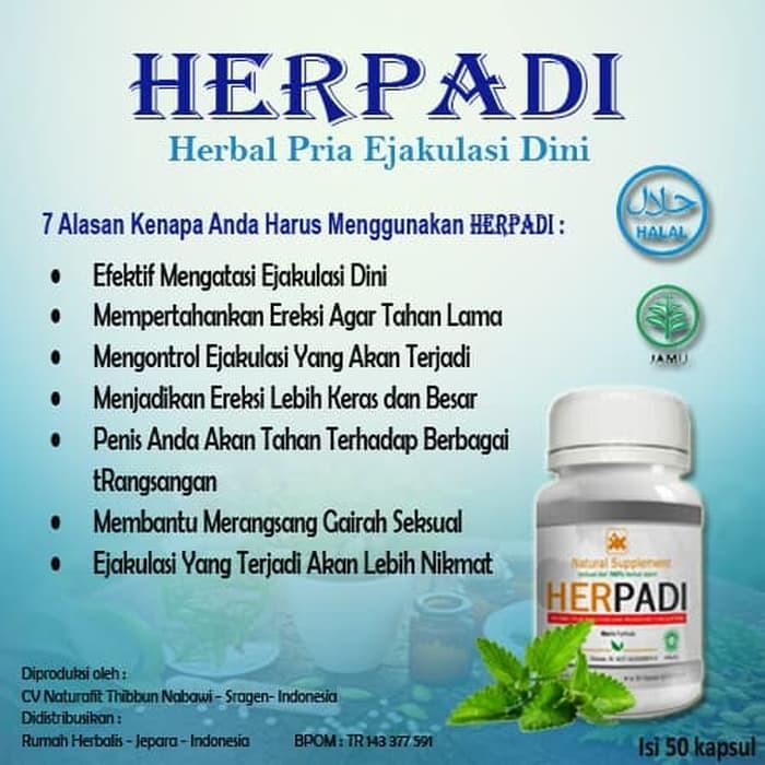 Obat Kuat Herbal Alami Terbaik Tanpa Efek Samping