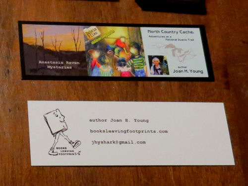 Joan H. Young author bookmarks