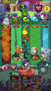 Plants vs Zombies Heroes v1.8.23 Mod Apk Terbaru Unlimited