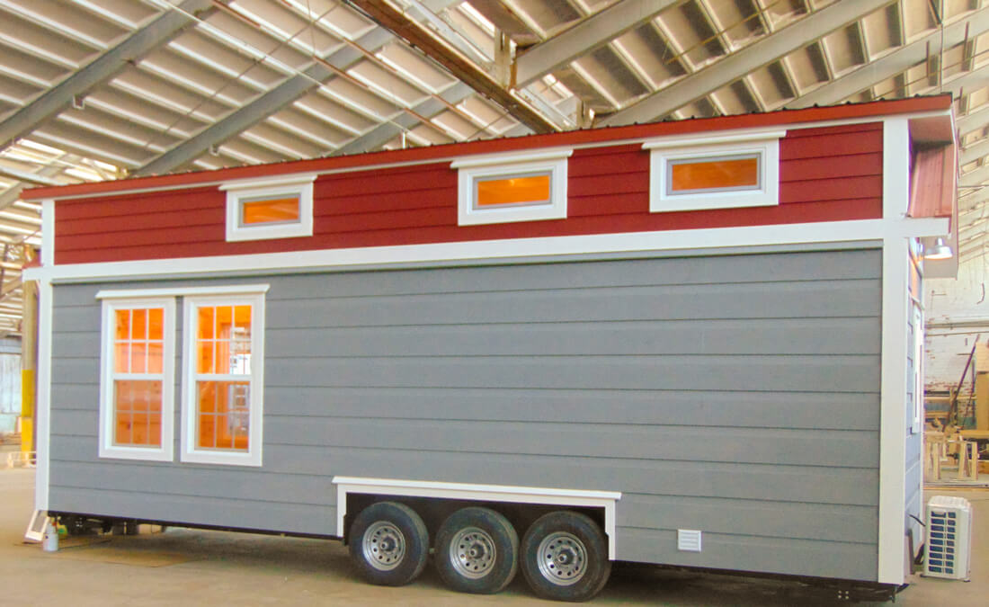 TINY HOUSE TOWN: The French Quarter From Incredible Tiny Homes