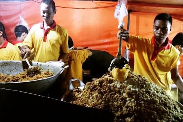 nasi goreng kebun sirih