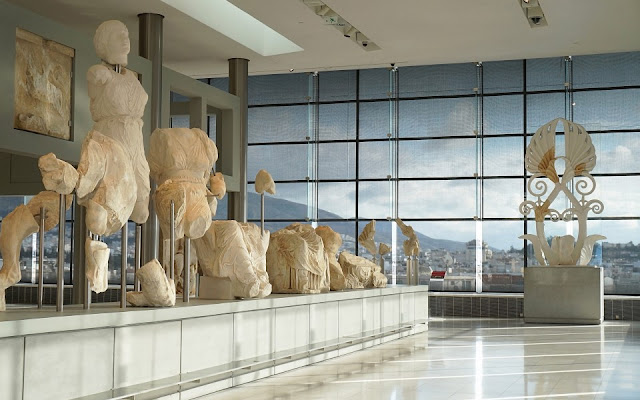 Acropolis Museum completes major digitization program