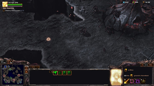 StarCraft 2 | Ascended Carrigan