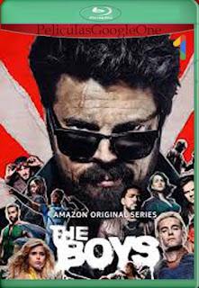 The Boys (2020) Temporada 2 [1080p Web-Dl] [Latino-Inglés] [LaPipiotaHD]