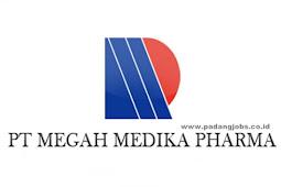 Lowongan Kerja Padang PT. Megah Medika Pharma April 2019