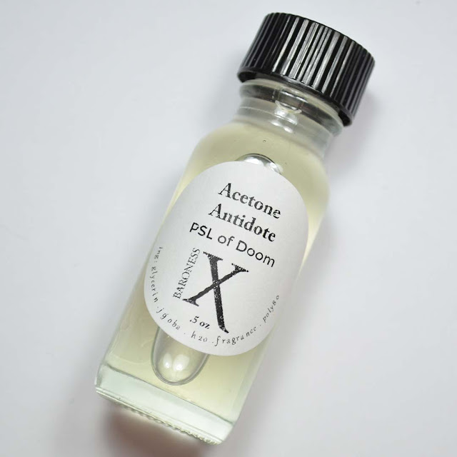 acetone additive