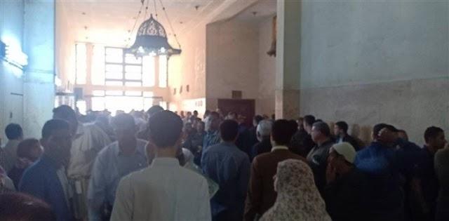 """قضية راجح: تحدد المحكمة المصرية السن الحقيقى للمتهم فى قضية قتل محمود البنا """"شهيد الشهامة"""""""