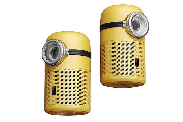 Minion projector