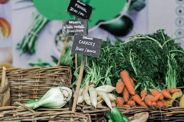 farm fresh, organic food, produce, farmers market