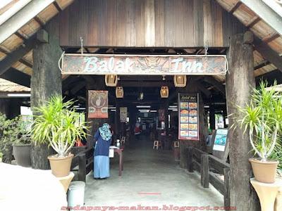 Restoran Balak Inn, Parit Buntar