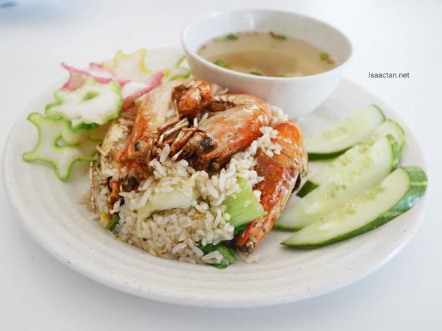 Nasi Goreng Udang Galah - RM12.90