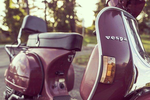 Sejarah Vespa
