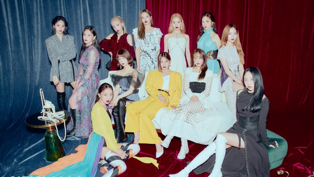 LOONA Tops iTunes Charts in Various Countries With Mini Album '&'